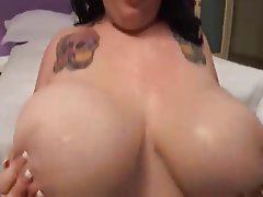BBW, Big Boobs, Big Butts, Tattoo