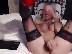 Amateur, Blonde, British, Webcam