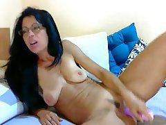 Spanish Mature Webcam Spanish Milf Mature Brunette