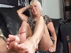 Footjob sex feet sexy