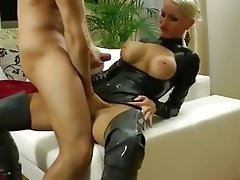 Amateur, Blonde, German, Latex
