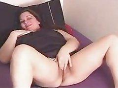 Blowjob, Masturbation, Mature, POV