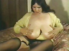 BBW, Big Boobs, Mature, Stockings, Vintage