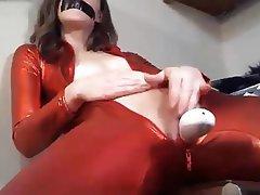 Masturbation, Skinny, Small Tits