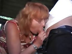 Blowjob, Handjob, Mature, Pantyhose