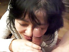 Blowjob, Japanese, Mature