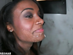 Amateur, Babe, Big Ass, Ebony, Blowjob