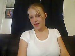 Amateur, Big Boobs, Brunette, Webcam