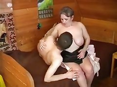 Big Boobs, Mature, Russian