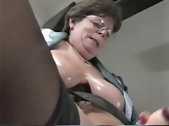 French, Masturbation, Mature, MILF