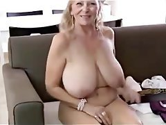Lingerie, MILF, Mature, Big Boobs