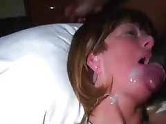 Not mature wife interracial cum shot