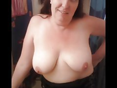 Shower, MILF, Mature