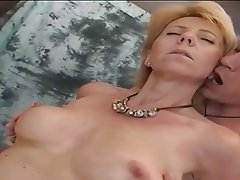Old and Young, Blowjob, Mature, Granny