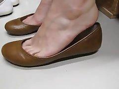 Foot Fetish, Mature, MILF