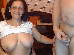 Big Boobs, Granny, Indian, MILF