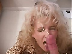 Amateur, Big Boobs, Blowjob, Facial, Foot Fetish