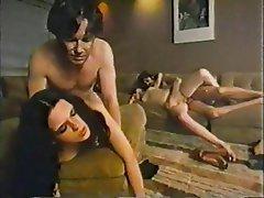 Cunnilingus, Group Sex, Hairy, MILF, Vintage