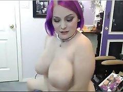 Amateur, Big Boobs, Masturbation, Midget, Webcam