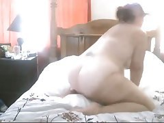 BBW, Big Boobs, Big Butts, Masturbation, Webcam