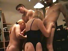 Amateur, Group Sex, Swinger