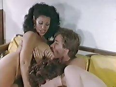 Facial, Group Sex, Hairy, MILF, Vintage