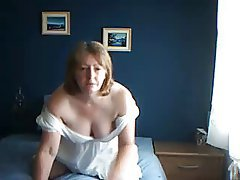 British, Mature, Orgasm