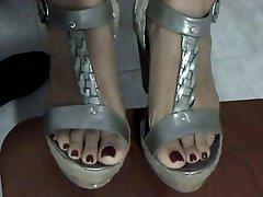 Foot Fetish, MILF