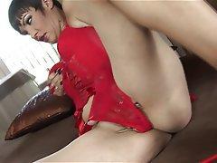 Ass licking porn grannys