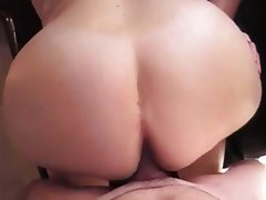 BBW, Big Butts, Creampie, POV