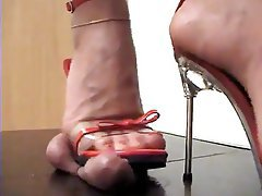 Amateur, BDSM, Femdom, Foot Fetish