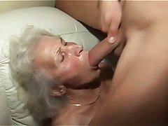 Granny, Hairy