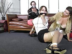 BDSM, Blonde, Bondage, Mature