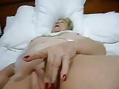 Amateur, Granny, Masturbation, Mature