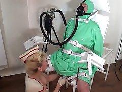BDSM, British, Femdom, Latex, Medical