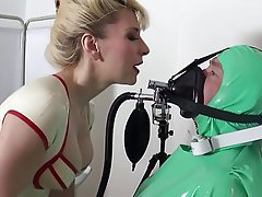 BDSM, British, Femdom, Latex, Medical