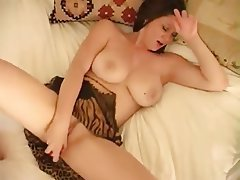 Amateur, Brunette, Masturbation, Orgasm