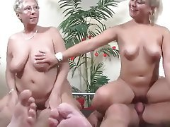 group sex porn Granny
