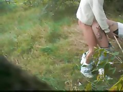 Amateur, Blowjob, German, Outdoor