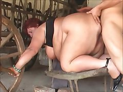 BBW, Big Boobs, Big Butts, Blowjob, Mature