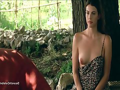 Brunette, Celebrity, Small Tits