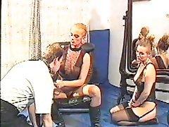 BDSM, Group Sex, Hairy, MILF, Vintage