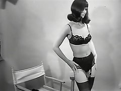 Lingerie, Softcore, Stockings, Vintage