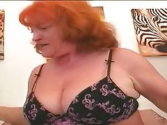Big Boobs, Granny, Redhead