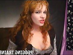 BDSM, Bisexual, Femdom, POV, Strapon