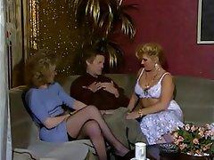 German, Group Sex, Hairy, MILF, Vintage