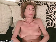 Mature, Granny, Mature, MILF, Stockings