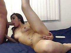 Amateur, Big Boobs, Blowjob, Webcam