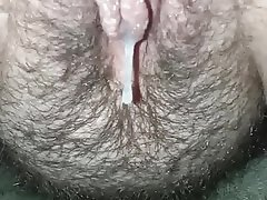 BBW, Close Up, Creampie, Cumshot, Hairy