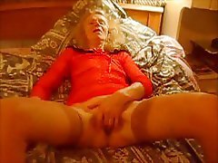 Amateur, Granny, Hairy, Masturbation